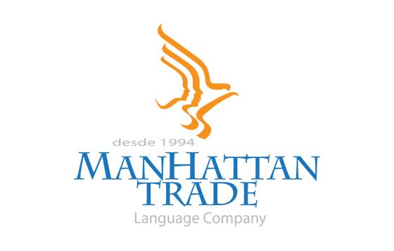 Criação de Logo ManhattanTrade