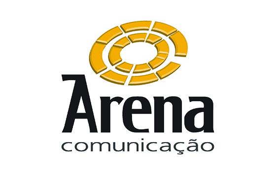 Criação de Logo Arena Comunicação